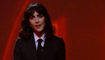 """""""Le Iene"""", Rocío Muñoz Morales e il toccante 'assolo' che ha toccato l'anima [VIDEO]"""