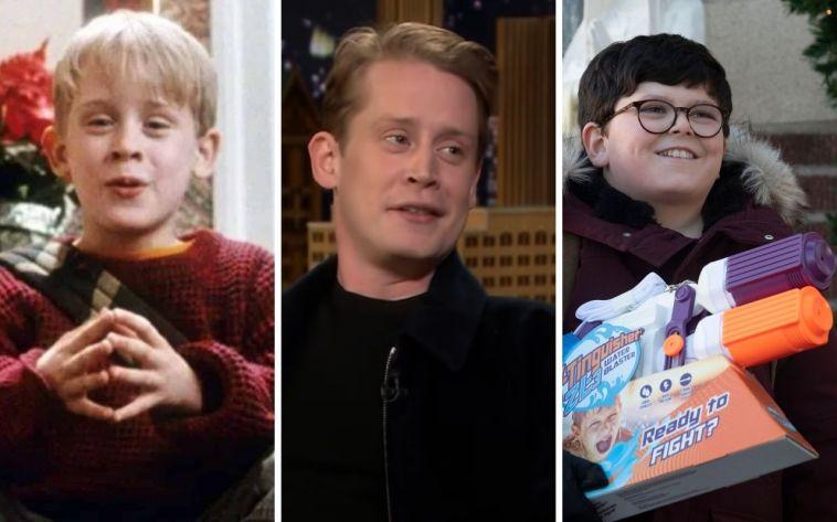 "Macaulay Culkin dice no al remake di ""Mamma, ho perso l'aereo"""