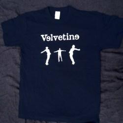 t-shirt homme bleu marine