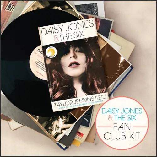 Daisy Jones & the Six - Fan Club Kit - Image 2