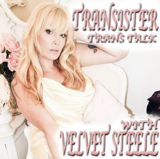 velvet steele transister podcast artwork