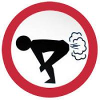 fart sign