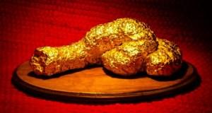 golden poop