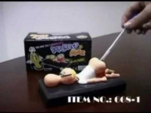 butt pencil sharpener