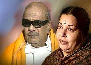 Karunanidhi.Jayalalitha