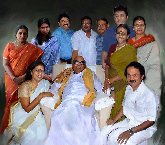 karunanidhi_family