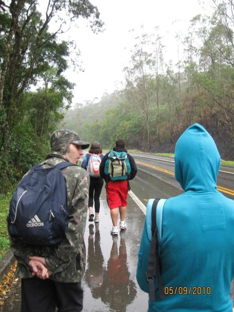 Cachoeira da Pedra Furada - Mogi das Cruzes/SP (3/6)
