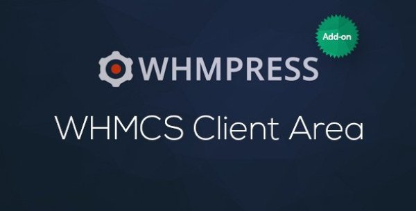 whmpress addon whmcs client area