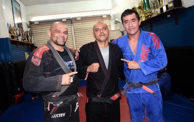 JJ - Treino no Clube Pina - mestre Faustino Pina ao centro -  foto 4 - by Emanuel Mendes Siqueira