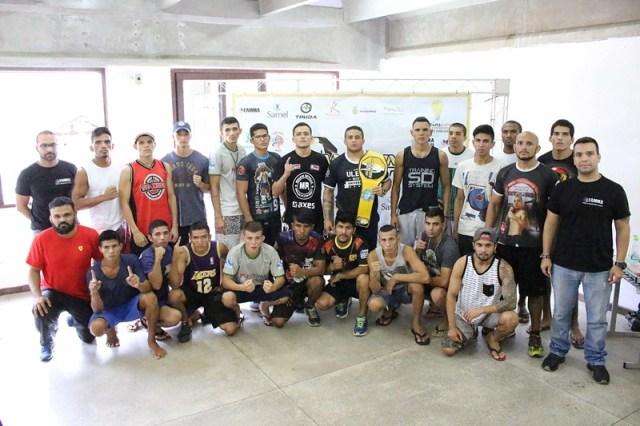 Amazon Talent 7 - pesagem - todos os atletas - foto 1 - by Emanuel Mendes Siqueira