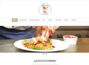 Diseño web Mallorca -ACOREBA