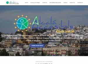 Diseño web Alcalá Accesible