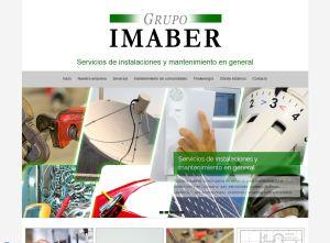 Diseño web Mallorca - Grupo Imaber