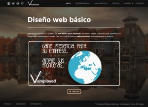 Vemployed - Web Base