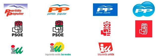 Marketing Político - Logotipos