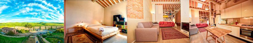 airbnb em asciano