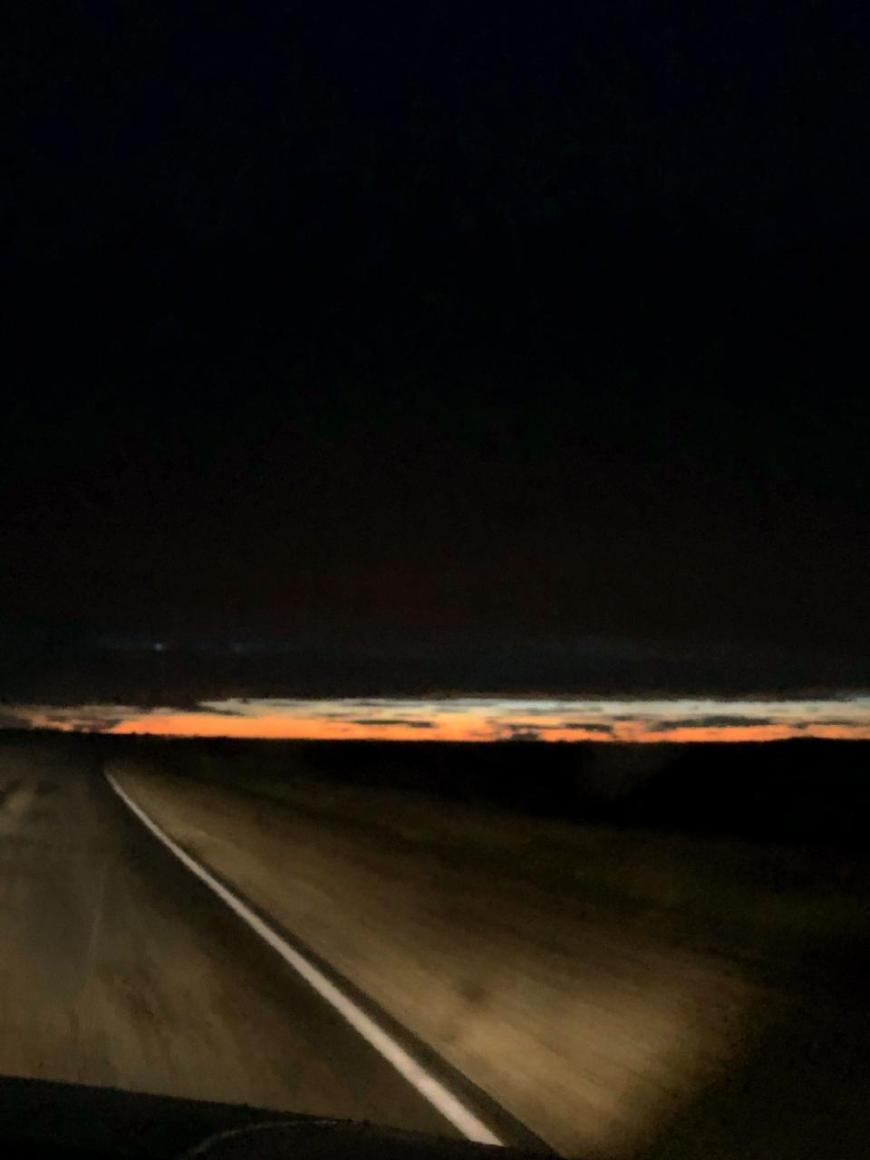 noites mais longas em Rio Gallegos