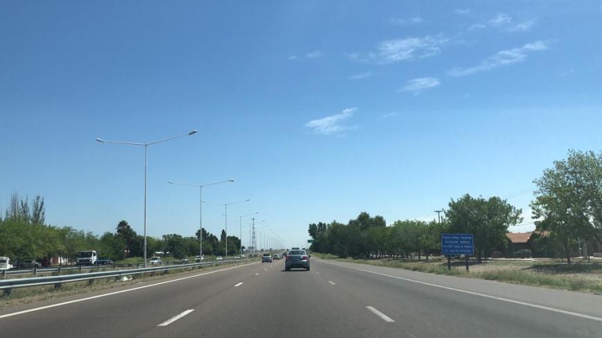estrada em córdoba