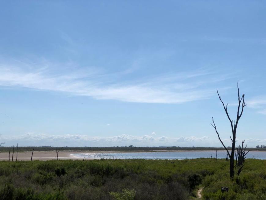 Vista do observatório de Miramar