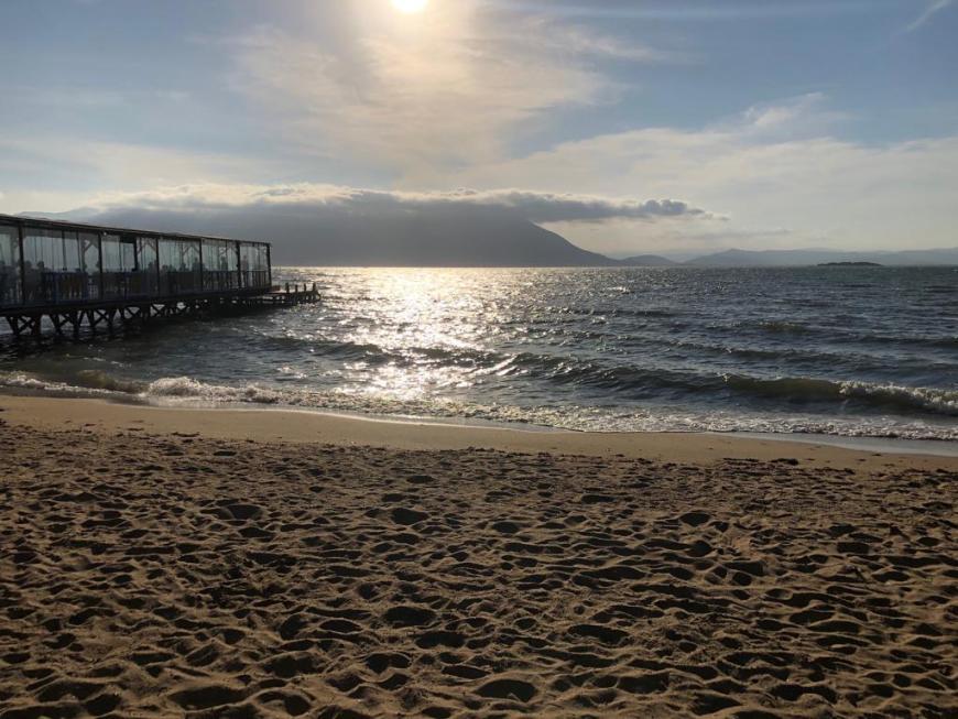 Praia de Ribeirão da Ilha