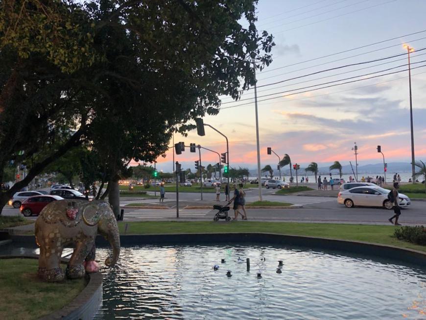 Beira Mar Florianópolis