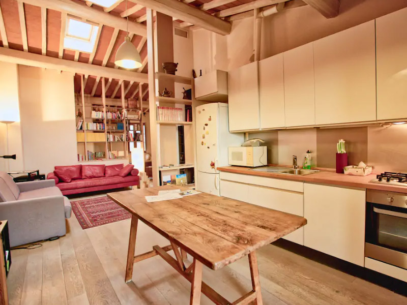 airbnb toscana