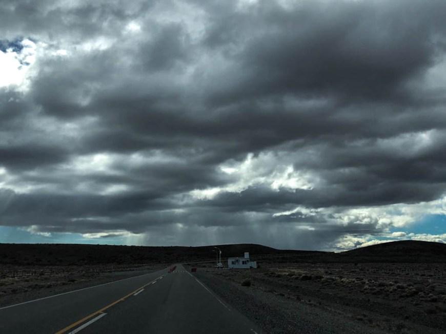 tempestade patagonia