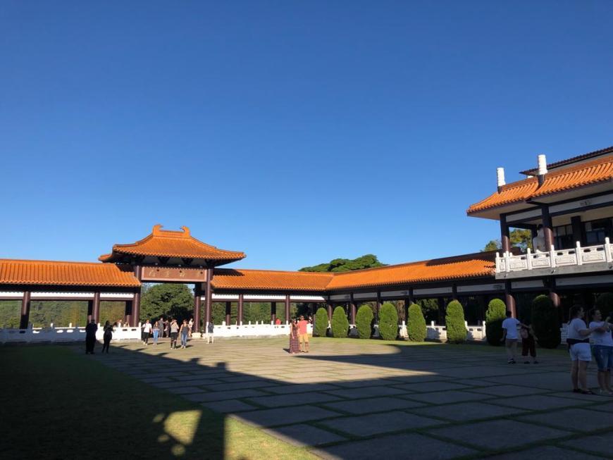 O Templo Zu Lai