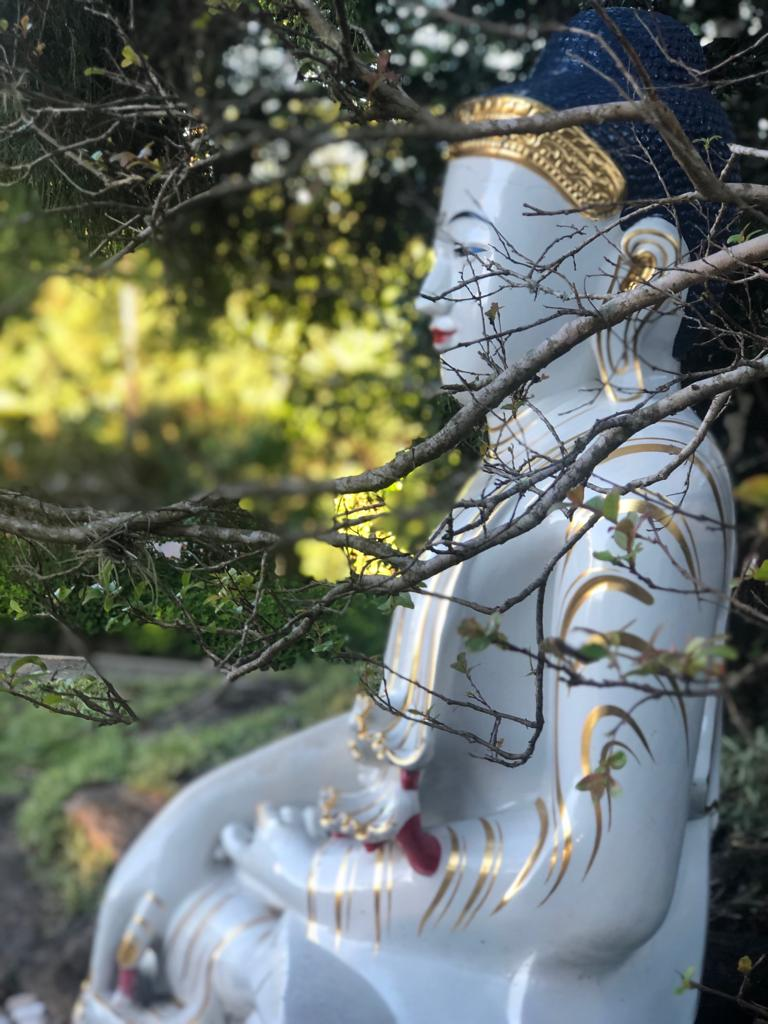 Buda Templo Zu Lai