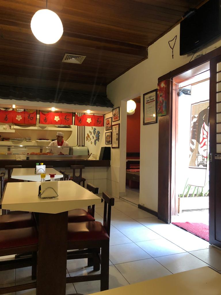 Restaurante Yamamoto