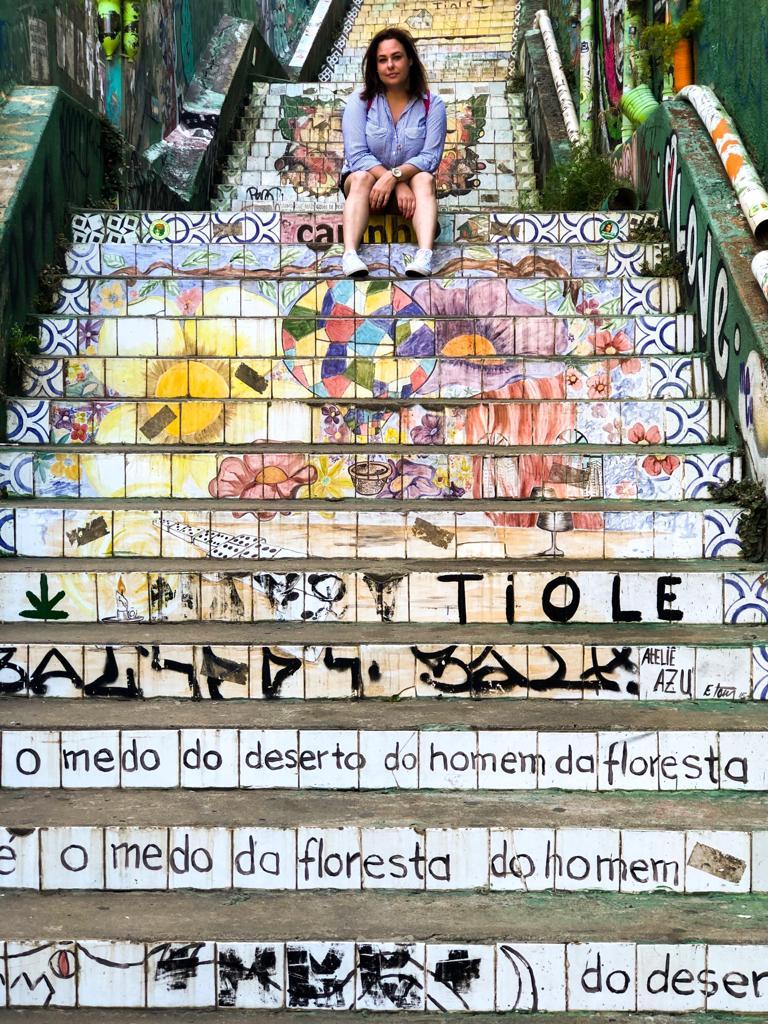 Escadaria Patapio
