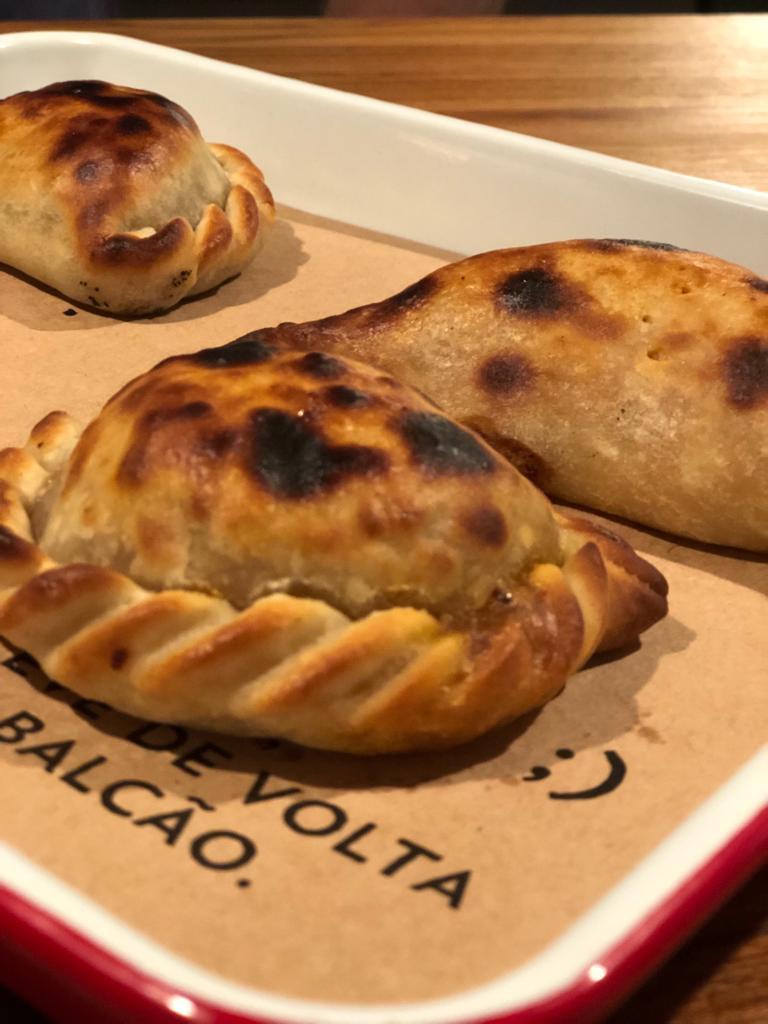 Empanadas da Chef Paola Carosella