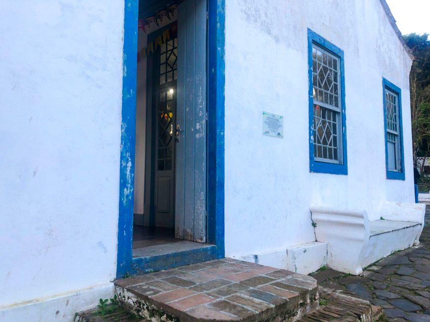 entrada Casa Pinto D'ulysséa Laguna