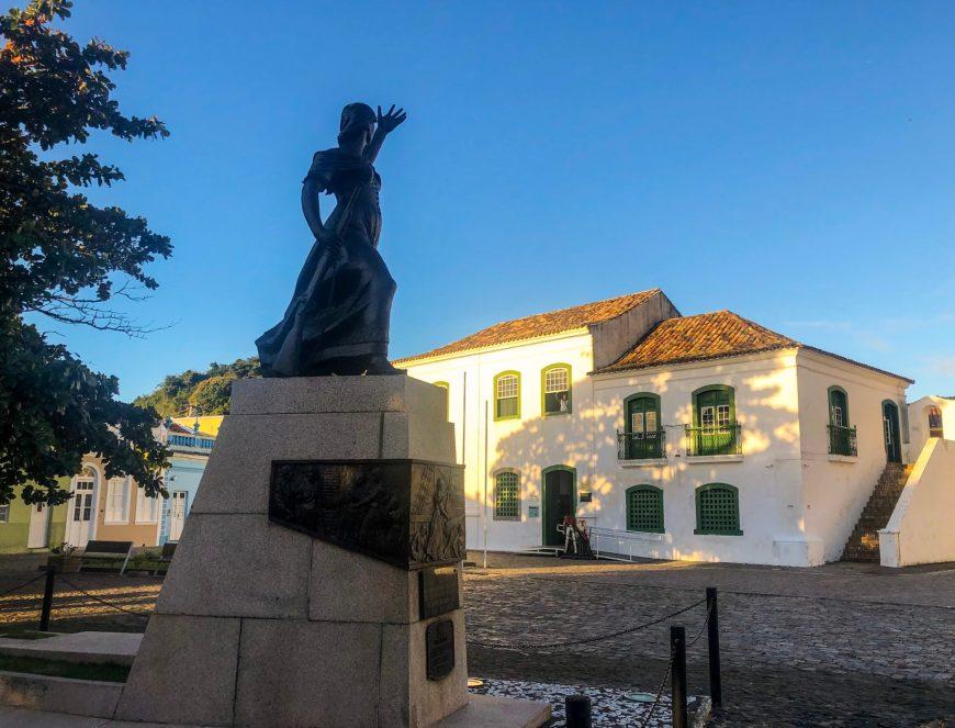 Museu Anita Garibaldi Laguna