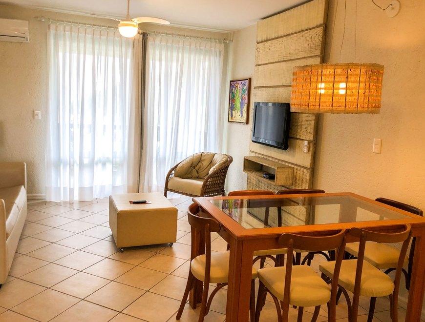 Apartamento Superior 3 Dormitórios Costão do Santinho