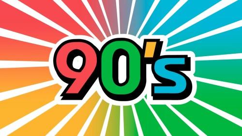 Música: 90's