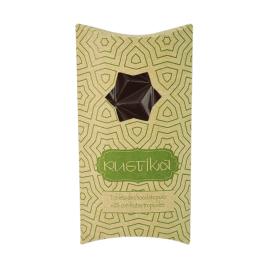 Tableta de chocolate RUSTIKA 62% puro cacao con frutas deshidratadas