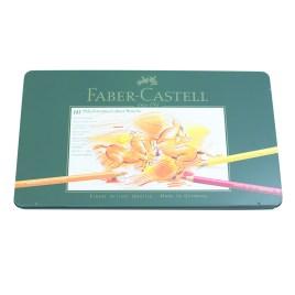 Estuche con 60 lápices polychromos Faber-Castell