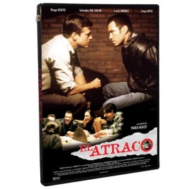 El atraco (DVD)