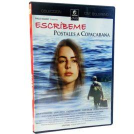 Escríbeme postales a Copacabana (DVD)