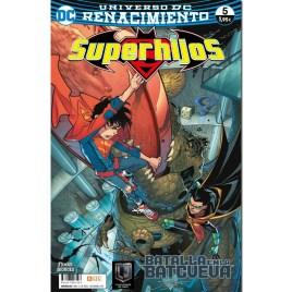 Superhijos núm. 05
