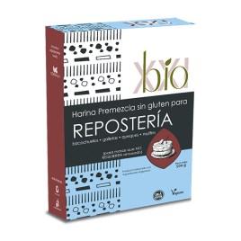 Premezcla especial BIO XXI para repostería sin gluten
