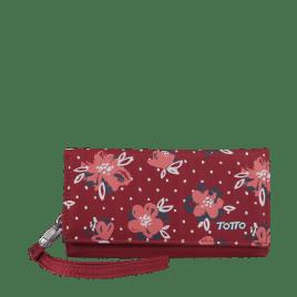 Billetera Totto Azen – R40 Rojo