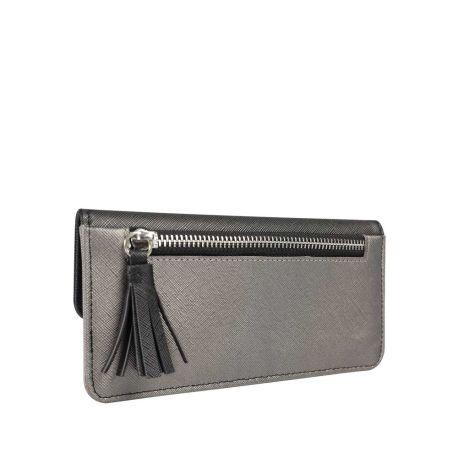 Billetera-para-Mujer-en-Pu-Leather-Kekova-negro-negro-black_4