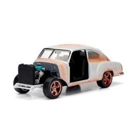Fast&Furious Dom's Chevy Fleetline diecast escala 1:24