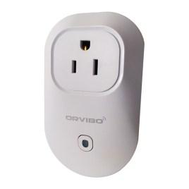 Enchufe inteligente Orvibo Smart WiFi socket S25US color blanco