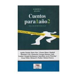 Cuentos para 1 año 2, Bartolomé Leal (2013)
