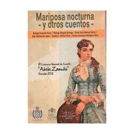 Mariposa nocturna y otros cuentos, Rodrigo Urquiola Flores (2013)