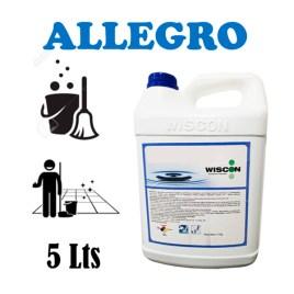 Detergente limpiador con aroma Wiscon ALLEGRO A-7