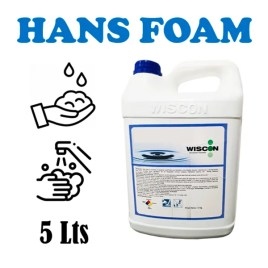 Jabón espuma desinfectante de mano Wiscon HANDS FOAM TC